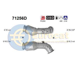 C320 5/07-2/11 (3.0CDi) voorste katalysator