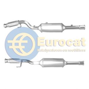 C8 / 807 / Scudo / Jumpy / Expert (2.0HDi) 06/09- Roetfilter Cordieriet (e5)