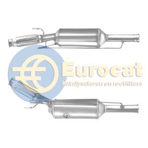 DS4 / 308 / 3008 / RCZ (2.0HDi Blue ) 06/09- Roetfilter cordieriet (e5)
