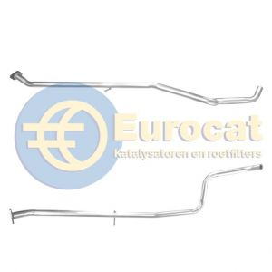 FORD ECOSPORT 1.5TDCi  (UGJE ) 10/13- tussenpijp