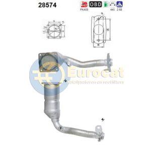 206 / 206CC 8/00-9/05 (1.6i-16V) katalysator