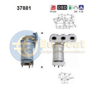Ibiza -9/02 / Polo V -8/02 (1.2i-12V) katalysator