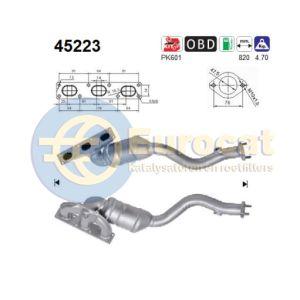 E46 -12/02 (320i/325i/330i) / E83 -9/03 (X3 2.5i/3.0i) / E85 -1/03 (Z4 2.2i/2.5i/3.0i) / E36 -6/02 (