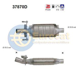 LT 28/35 -8/00 (2.5 APA, AHD, ANJ) katalysator