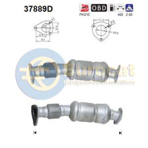 A4 / Superb -8/03 / Passat IV 1/99-8/03 (1.9TDi) katalysator
