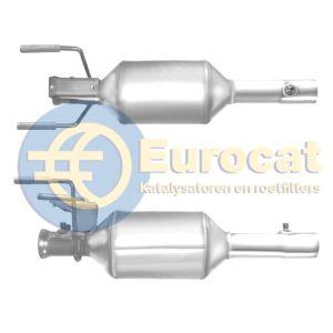 Sprinter (2.1CDi 66Kw/80Kw) 06/06- roetfilter silicon