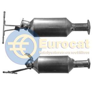 S60 / V70  II (2.4D) 0/01- roetfilter cordieriet