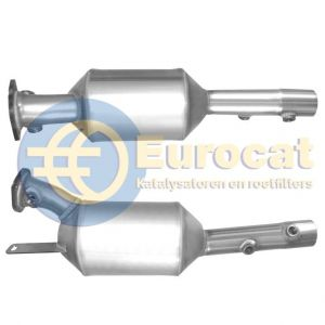 Espace IV 3/06-12/10 (2.0DCi / 2.2DCi) roetfilter silicon