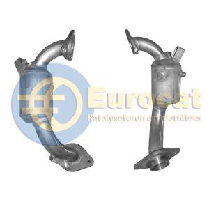 Auris / Corolla / Yaris (1.4D) 08/05- katalysator voorzijde