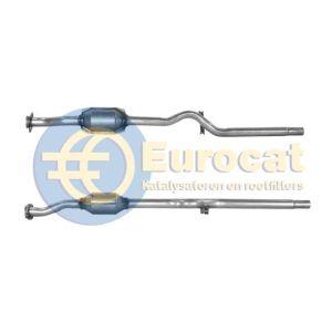Uno II 3/93-2/94 (1.1ie) katalysator 2-gats flens