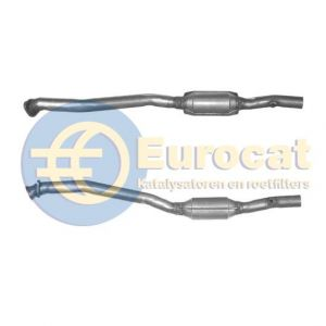 E38 (735i/735iL/740i/740iL) / E39 (535i/540i/540iP) rechter katalysator