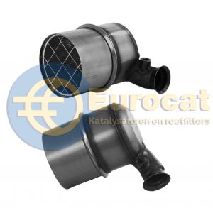 PSA 11/09- 1.6 HDi roetfilter (alleen filter) SILICON