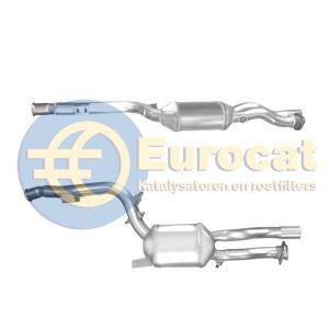 CLS320 / CLS350 / E280 / E300 / E320 (CDi) 03/05- Roetfilter Cordieriet (e4)