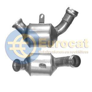 C200 CDi / C220 CDi 04/03-  Katalysator voorzijde