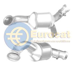CLS320CDi / CLS350CDi / E280CDi / E320CDi Katalysator voorzijde