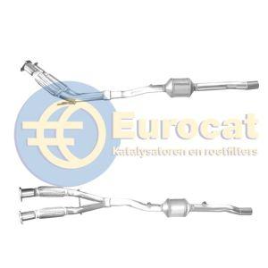 A3 / Altea / Leon / Octavia / Golf V (2.0FSi)  Katalysator (e4)