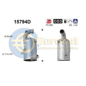 Berlingo/Partner/C3/C4/207/208/308 (1.6 HDi/BlueHDi) 11/09- katalysator