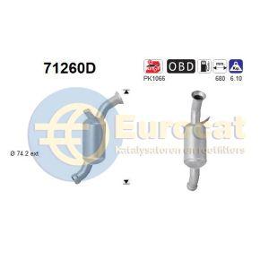 E280 / E320 (3.2CDi) -05/05 katalysator
