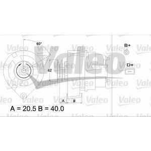 VISA 0.6 / LNA 0.6  Dynamo / Alternator
