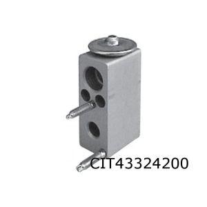 C2 / C3 / 1007 expansieventiel AC (bij ECC)