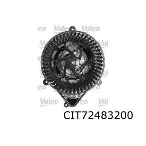 Xantia -4/94 (+Ac) Kachelmotor ( Ongeregelde Ac)