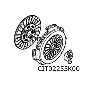 Xm (3.0I-V6 12V/24V) Koppelingset 3-Delig