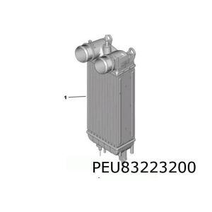 C5 III / 508 (1.6 THP EP6CDT) interkoeler