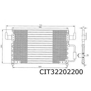 Xm / 605 6/94- Condensor
