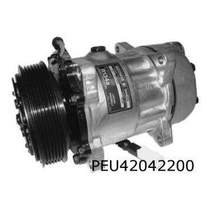 Xm / 605 / Zx / 405 -7/95 / Boxer/Jumper/Ducato 2/94-7/95 Compressor Ac (Sanden)