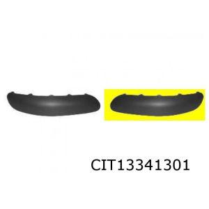 C3 -9/05 voorbumperlijst L zwart
