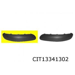 C3 -9/05 voorbumperlijst R zwart