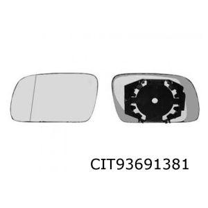 Xsara -1/02 spiegelglas asferisch L