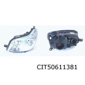 C5 II koplamp E L