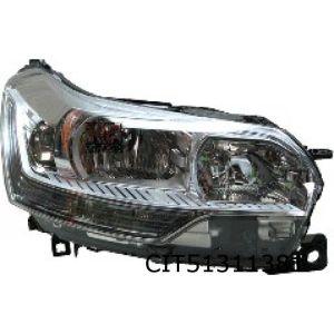 C5 III -1/11 koplamp E L (met statische bochtverlichting)