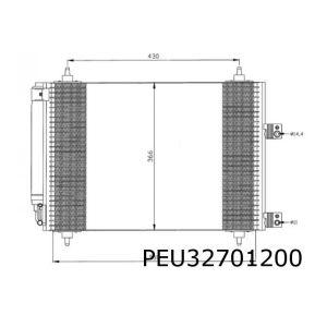 307 (Hdi 81 Kw.) Condensor