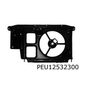206 / 206+ (-AC) (niet voor 1.6 HDi) front