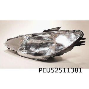 206 -5/03 koplamp (H4) E L