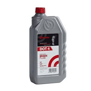 Remvloeistof Dot 4 A 1 Liter