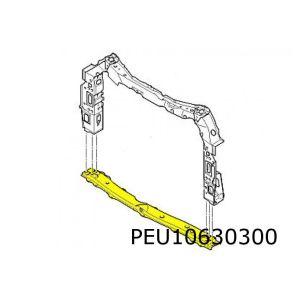 107 / C1 / Aygo onderste dwarsbalk (deel van front)