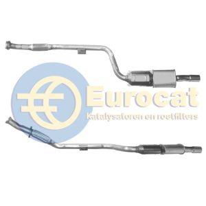 E250 (2.5TD) katalysator