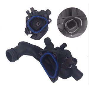 Ep6 Thermostaathuis (Cdt/Dts) 2X Klem Aansluiting, Sensor Bovenop ( Zonder Snelkoppeling)