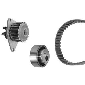 Psa -02 (1.4I Tu3/Tu3A/Tu3M/Tu3Jp Aluminium) Distributieriemset Met Waterpomp