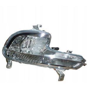 Mistlamp/DRL Peugeot 508. Links. 02/11-11/14