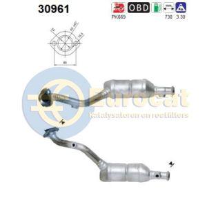Clio II 11/01-5/03 (1.2i) katalysator