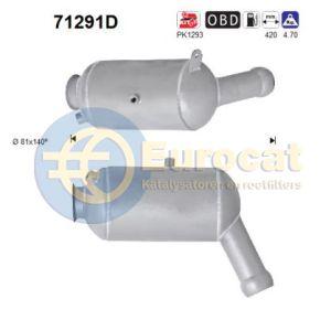 CLS320/350 / E280/E300/E320 (3.0CDi) 01/05- Katalysator