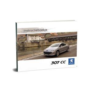 Instructieboekje Peugeot 307Cc