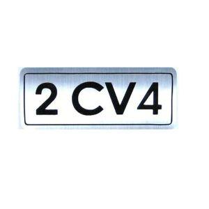 2CV4 embleem