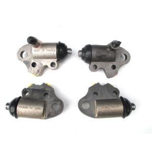 HY wielremcylinderset (4 stuks) voorzijde