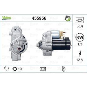 PSA (3.0i-V6 24V ES9A) startmotor VALEO
