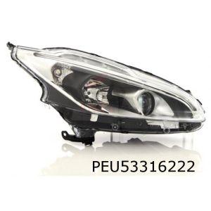 208 koplamp R